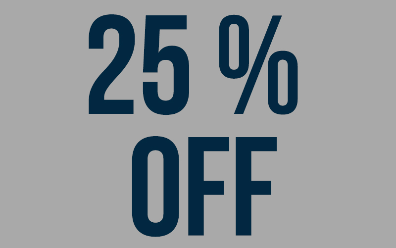 25-%-off